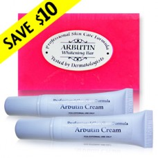 Power Arbutin Facial Whitening Package